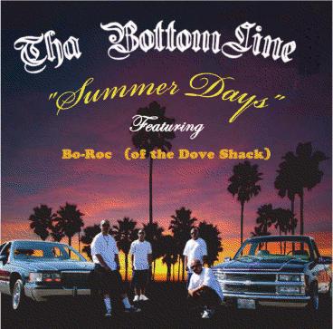 Tha Bottomline – Summer Days featuring Popeye & Bo Roc of the Dove Shack