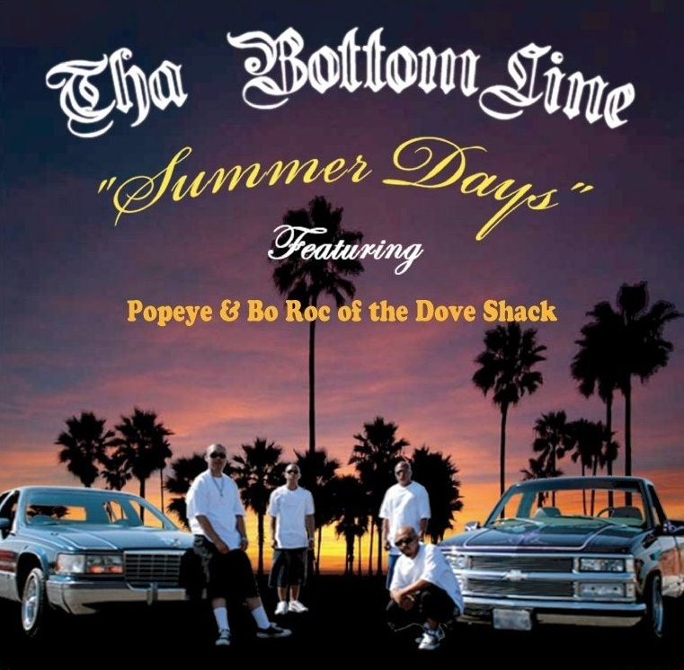 Tha Bottomline ''Summer Days'' CD Cover
