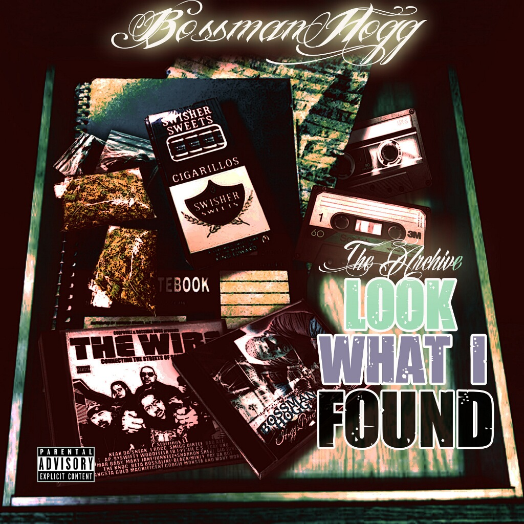bossman hogg look what i found cd cover