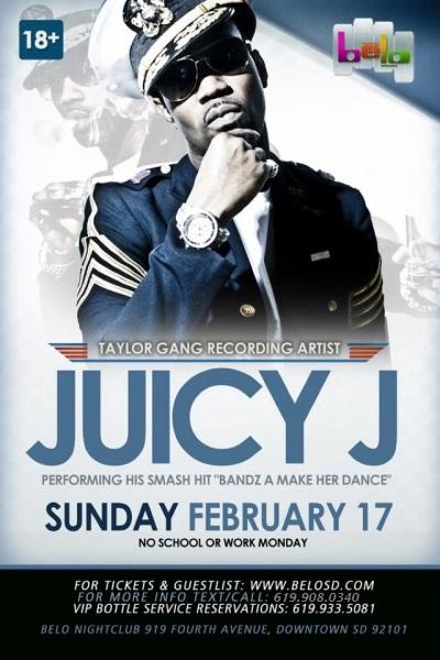 Juicy J Flyer - Copy (2)